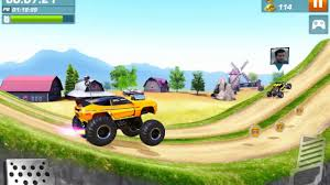 monster truck racing video monster trucks racing e15 android gameplay hd youtube