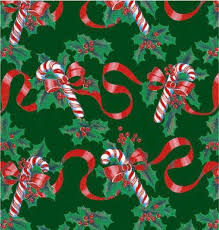 christmas wrap ribbons and canes gift wrap christmas wrapping paper