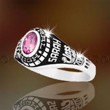high school class ring companies 16 best custom jewelry ring team ring sports and class ring images