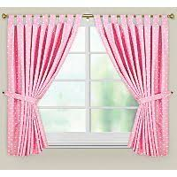 Pink Polka Dot Curtains White Or Pink Polka Dot Curtain Panel Made To By Hookoncurtains