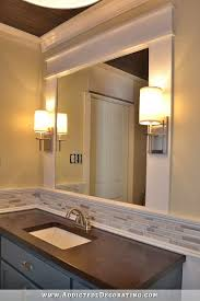Diy Makeup Vanity With Lights Glam Diy Lighted Vanity Mirrors Decorating Your Small Space
