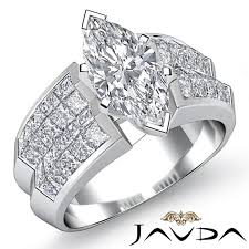 Ebay Wedding Rings by 145 Best Marquise Shape Diamond Engagement Rings Images On