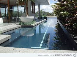 cost of a lap pool 15 fascinating lap pool designs home design lover