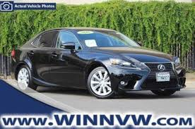lexus of fremont used lexus is 200t for sale in fremont ca edmunds
