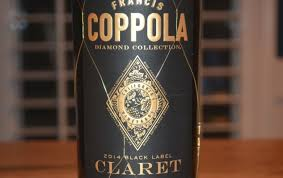 francis coppola claret 2014 francis coppola black label diamond collection claret