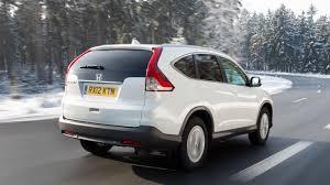 New Honda Crv Diesel New Honda Cr V Diesel Unveiled Carsfame