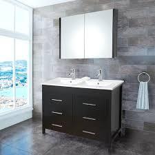 vanities 48 bathroom vanity cabinet white 48 inch vanity lowes