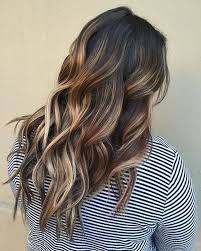 light brown highlights on dark hair picture of dark brown hair with honey and light brown highlights