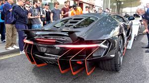 lamborghini centenario 2 5million lamborghini centenario causes chaos in london youtube