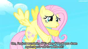 Mlp Fluttershy Meme - my gifs my little pony mlp fluttershy my little pony friendship is