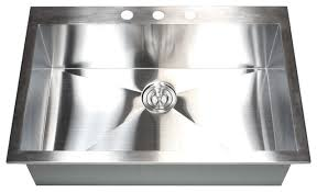 Top Mounted Kitchen Sinks by 33