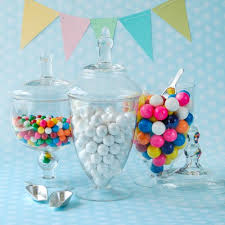 Where To Buy Candy Buffet Jars by Candy Buffet Ideas Thrifty Jinxy