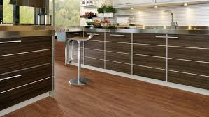Bevelled Laminate Flooring Wineo Vinyl Select Wood Dark Oak