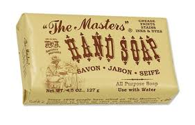 the masters artist hand soap 4 5oz bar jerry u0027s artarama