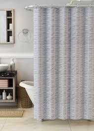 bathroom grommet shower curtains land of nod bathroom crate