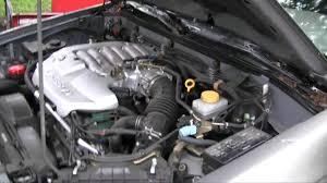 pathfinder nissan 1999 nissan pathfinder bad engine noise youtube