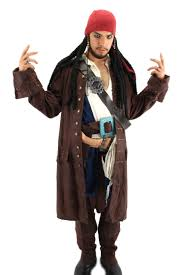 jack sparrow bandana with dreads costumes wigs theater makeup