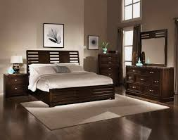 leather upholstered headboards masculine color schemes bedrooms freestanding dark brown couch