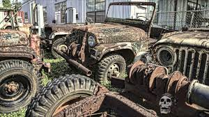 russian jeep ww2 abandoned ww2 jeeps 2016 amazing abandoned military vehicles ww2