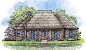 French Country House Plans One Story French Country Style House Plans Plan 91 118