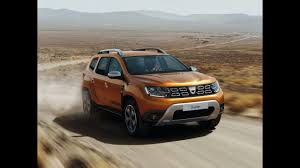 renault uae 2018 renault duster revealed youtube