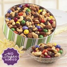 Thanksgiving Trail Mix No Sugar Added Trail Mix From The Swiss Colony Aw915