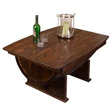 tables coffee table with lift top elegant whiskey barrel coffee