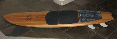 wooden surfboard build here goes kitecrowd kite forum