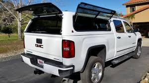 Ford F250 Truck Topper - new camper shell for ford f 250 airstream forums