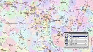 Zip Code Maps by North Carolina Zip Code Map Youtube