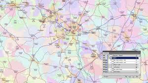 Zip Codes Map by North Carolina Zip Code Map Youtube