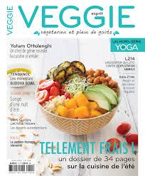 magazine de cuisine esprit veggie mon nouveau magazine végétarien biodélices