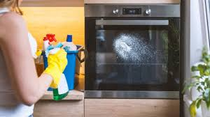 what s the best thing to clean kitchen cabinets with the easiest way to clean even the grimiest glass oven door