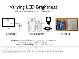Led Blinking Circuit Diagram Arduino Introduction To The Arduino Ppt Video Online Download
