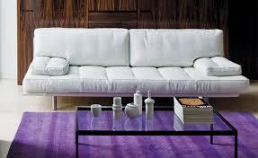 Purple Corner Sofas Milano Sofa 240 Hivemodern Com