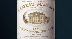 chateau margaux i will drink on chateau margaux 1996