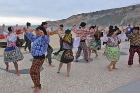 seaside traditions in portugal s nazare the seattle times