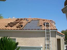 Tile Roof Repair Roof Repairs Weather Tech Roofing Inc