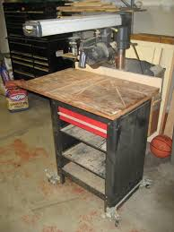Craftsman Radial Arm Saw Table 1959 Craftsman Radial Arm Saw Model 103 29310 Woodworking Talk