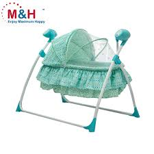 Swinging Baby Chairs Baby Electric Cradle Automatic Swing Baby Crib Baby Bed Swing Bed