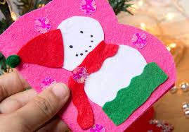 Christmas Decorations To Make Picture Collection Felt Christmas Ornaments To Make All Can