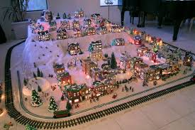 department 56 snow snow gallery christmas displays