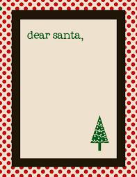 free santa letter templates simplykierste com