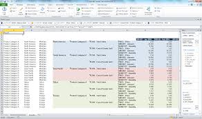 how to create excel input forms with nested dimensions filtered by