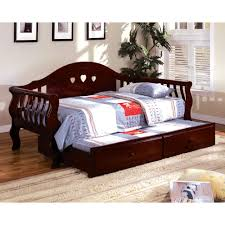 devyn tufted daybed cool cribs daybeds cool daybed with pop up trundle and wooden floor for
