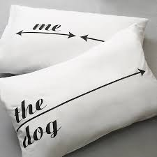 personalised pillowcase set for by twisted twee