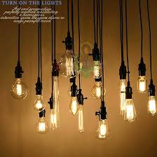 vintage bulb pendant light with discount lights l lighting