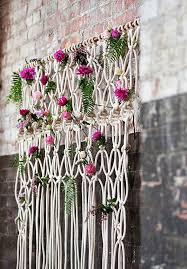 Wedding Backdrop Trends 36 Best Macrame Wedding Ideas Images On Pinterest Boho Wedding