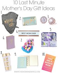10 beauty gifts for mom mothers day gift guide 2017 10 last minute mother s day gift ideas the momma diaries