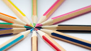 colorful pencils wallpapers macro pencil wallpaper 3706 2560 x 1440 wallpaperlayer com